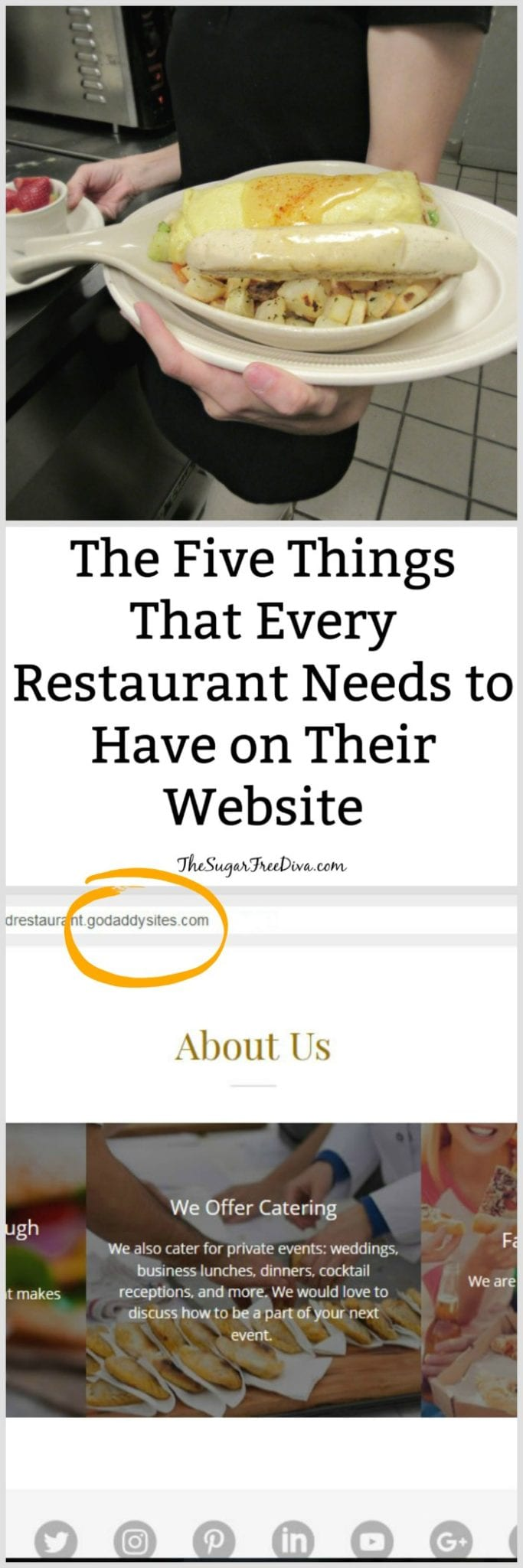 The Five Things That Every Restaurant Needs to Have on Their Website
