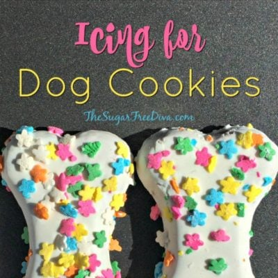 How to Make Icing for Dog Cookies