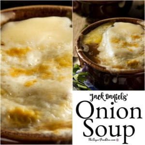 Jack Daniels Onion Soup