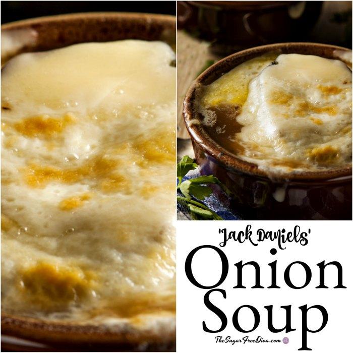 Jack Daniels French Onion Soup