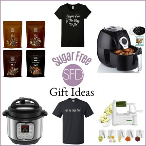 Sugar Free Gift Ideas