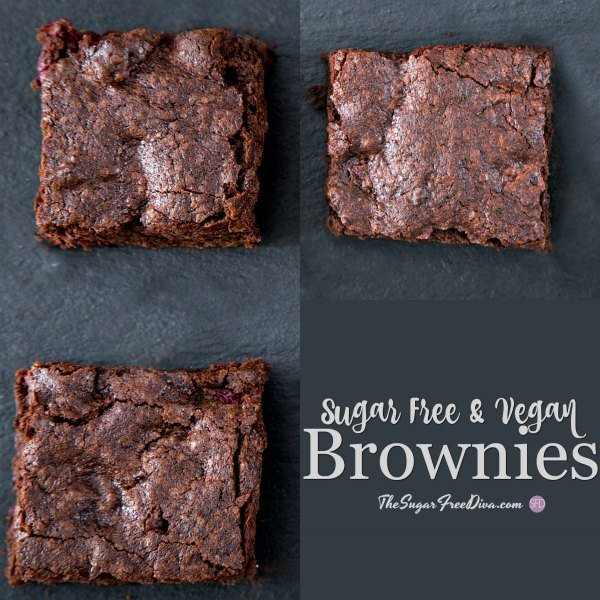 The Recipe For Delicious Sugar Free And Vegan Brownies
