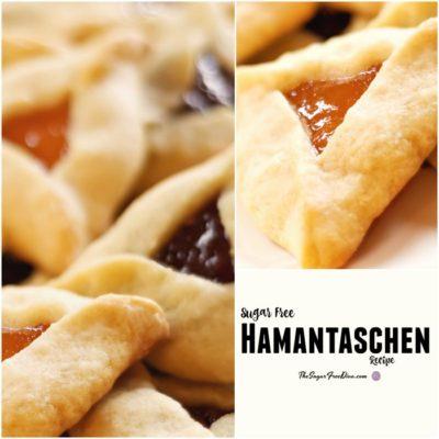 Sugar Free Hamantaschen Recipe