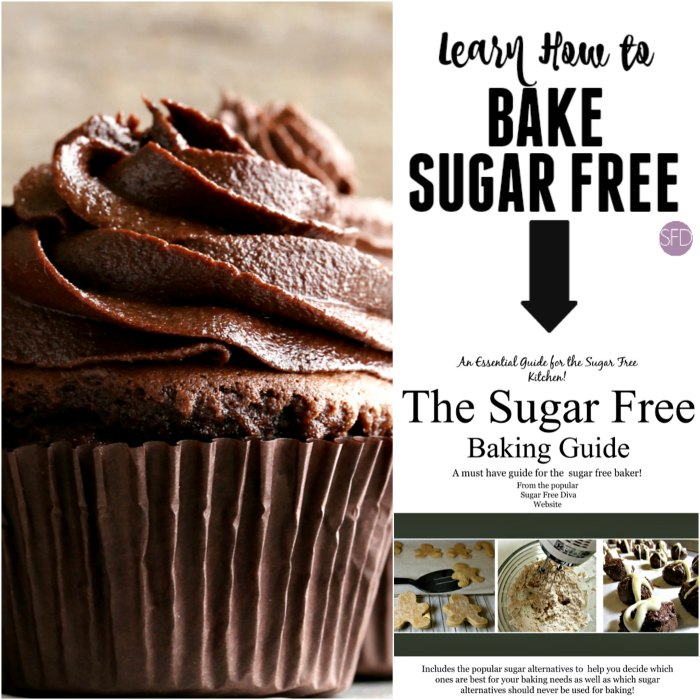 Learn How to Bake with Sugar Alternatives