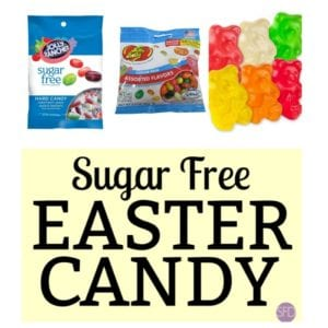 Sugar Free Easter Candy