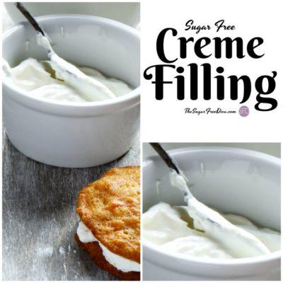Sugar Free Creme Filling