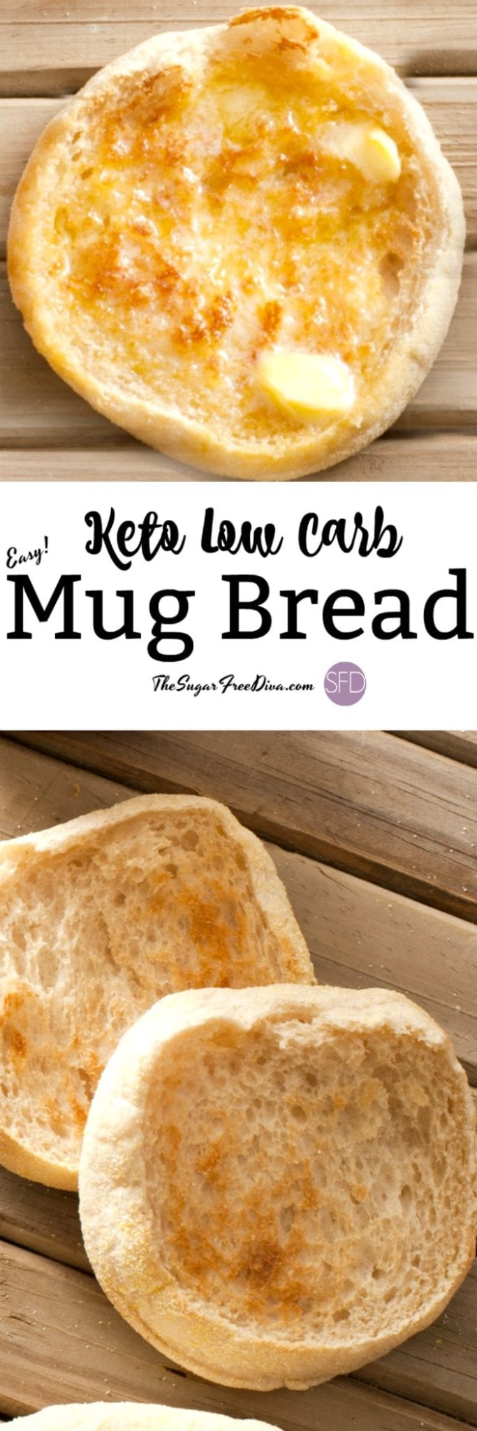 Easy And Yummy Keto Low Carb Mug Bread Recipe