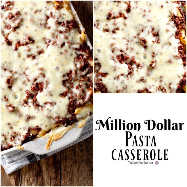 Million Dollar Pasta Casserole
