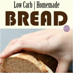 Homemade Low Carb Bread