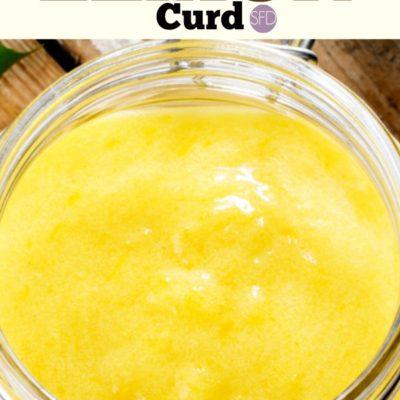 Sugar Free Lemon Curd