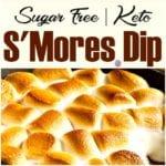 Sugar Free Keto S'Mores Dip