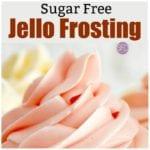 Sugar Free Jello Frosting