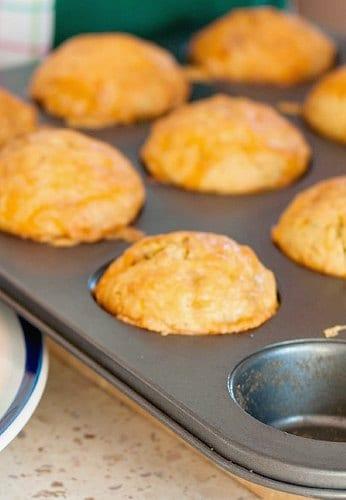 muffin cupcake baked tin