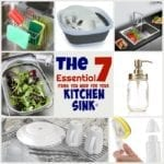 7 Things You Need for Your Sink