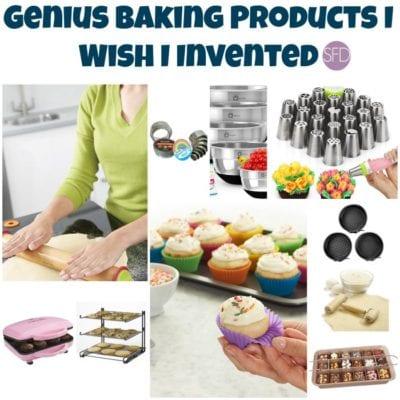 Genius Baking Products I Wish I Invented