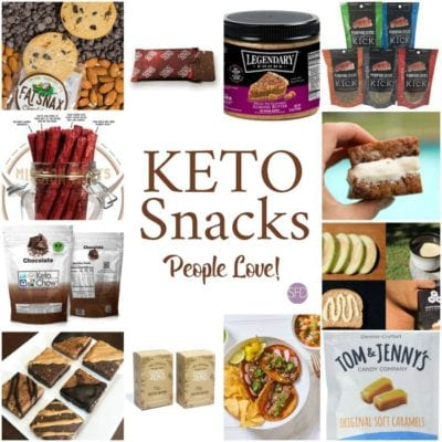 Keto Snacks People Love