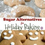 Sugar Alternatives for Holiday Baking