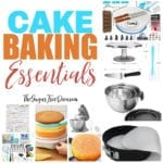 Cake Baking Essentials That You Need