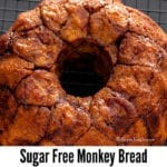Sugar Free Low Carb Monkey Bread
