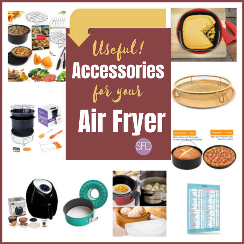 Useful Accessories for Your Air Fryer