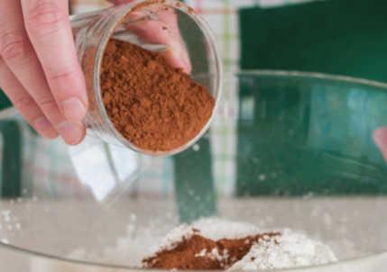 add cocoa