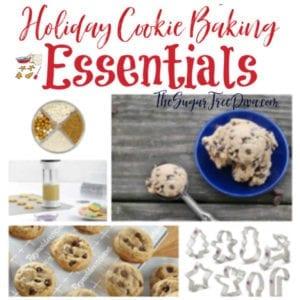 Holiday Cookie Baking Essentials