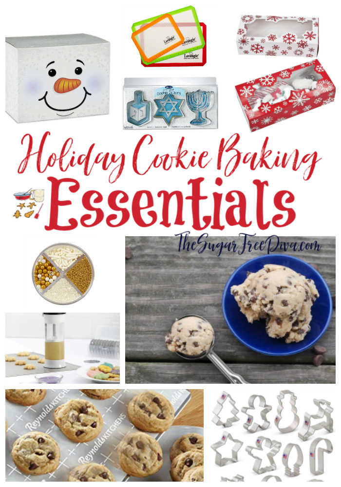 Holiday Cookie Baking Essentials