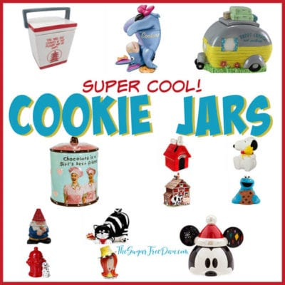 Super Cool Looking Cookie Jars