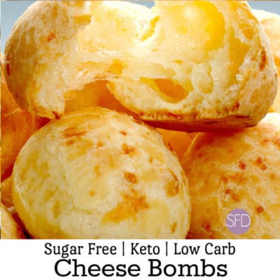 Easy Low Carb Cheese Bombs
