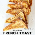Sugar Free French Toast