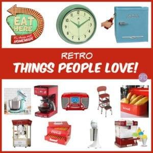 Retro Things That Will Make Someone Happy