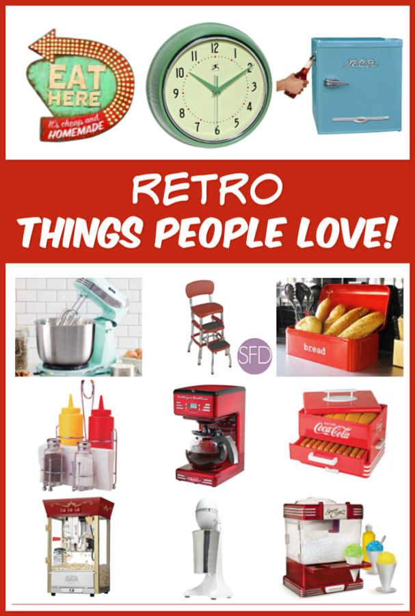 Retro Things That Will Make Someone Happy
