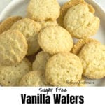 Sugar Free Vanilla Wafers