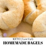 Low Carb Homemade Bagels