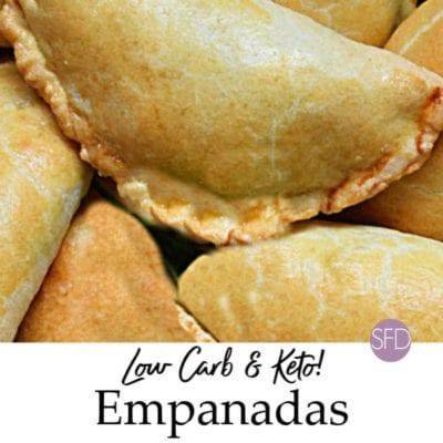 Low Carb Keto Empanadas