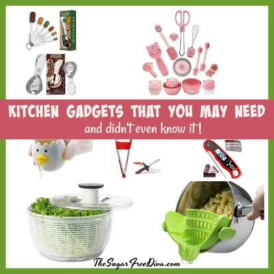 Kitchen Gadgets That You May Need