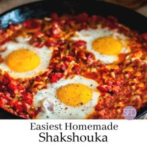 How to Make an Amazing Shakshouka