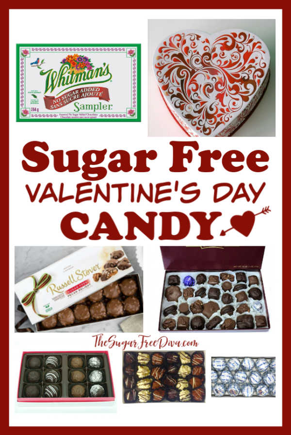 Sugar Free Valentines Day Candy Ideas