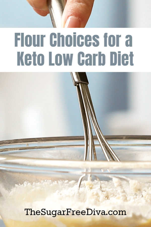 Flour Choices for a Keto Low Carb Diet