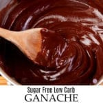 How To Make Sugar Free Ganache