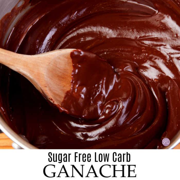 How To Make Sugar Free Ganache