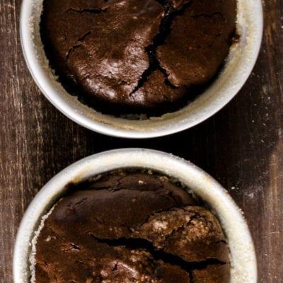 Sugar Free Chocolate Souffle