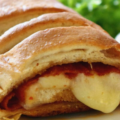How to Make a Low Carb Stromboli