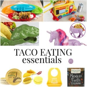 Everything You Need to Eat Tacos!