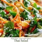 Easy Homemade Thai Salad