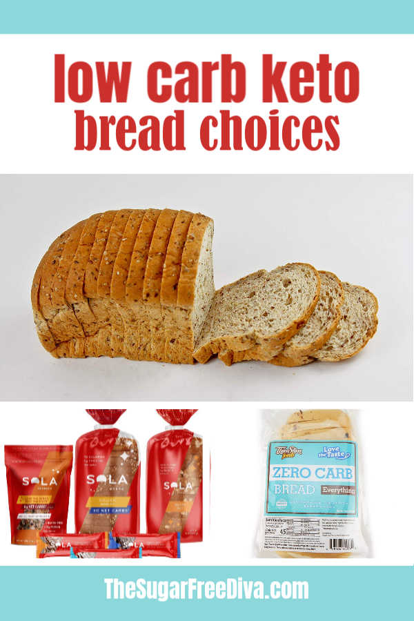is wheat bread good for keto diet