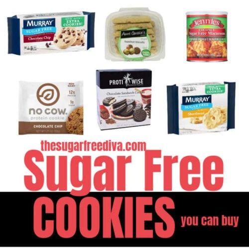 Sugar Free Cookies You Can Buy