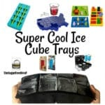 Super Cool Ice Cube Trays