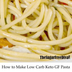 How To Make Keto Low Carb Noodles