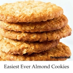 Easiest Ever Almond Cookie